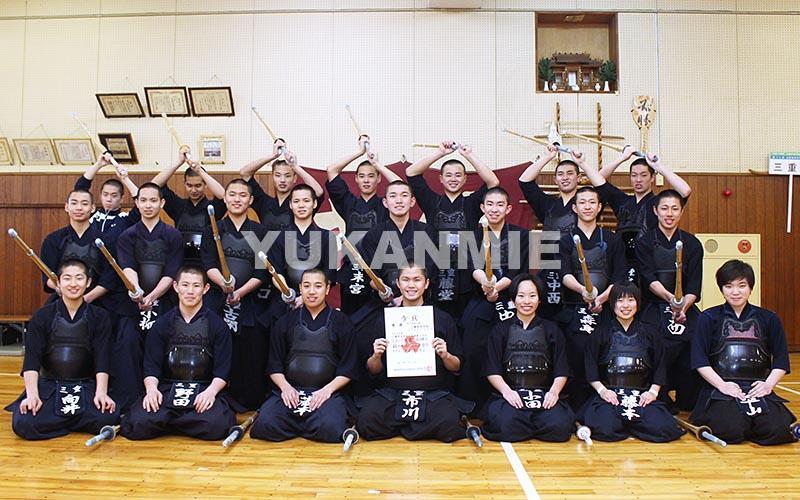 200212三重高が剣道で県優勝
