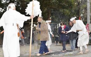 200219近長谷寺の春季会式