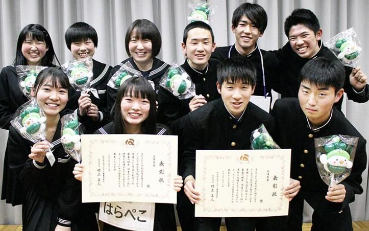 200213松高CMコン