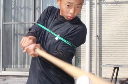 200310自主練の高木君