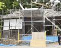 200527神宮寺の本堂修繕