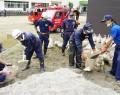 200615嬉野宇気郷で防災訓練