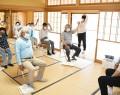 200617佐久米町で介護予防サロン
