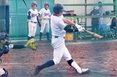 200615松商と松高で練習試合