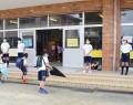 200611第一小がコロナ対策しながら学校楽しく