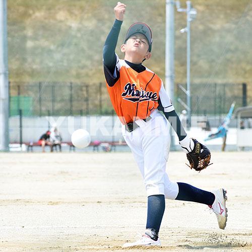 200714小学生ソフト_松江・川下投手