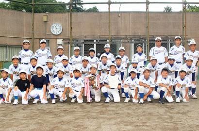 200707学童野球-優勝-揥水