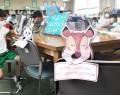 200710徳和小学校読書室のコロナ対策