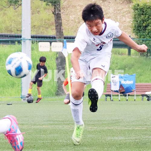 200727【サッカー】池山選手の同点弾