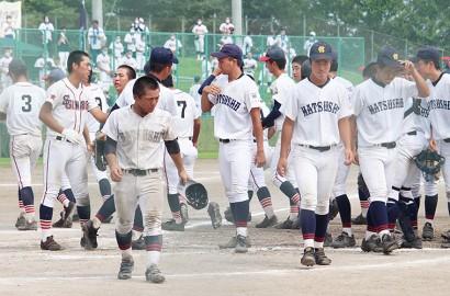 200811高校野球松阪商