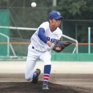 200824高校野球‗昴の荒木投手