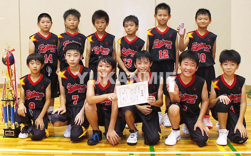 200902ミニバス男子・優勝-勢和集合
