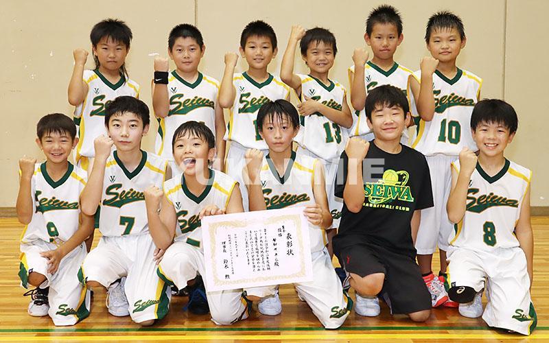 200915ミニバス男子集合