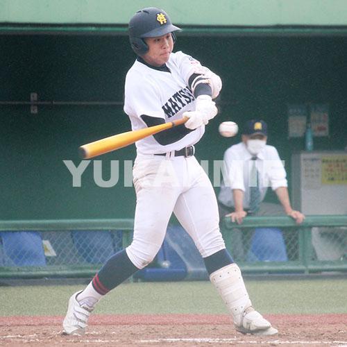 200912高校野球・松商-南伊勢