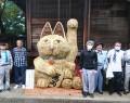 200926仁柿の招き猫がおかげ横丁に