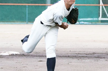 201005高校野球1年大会‗相可・山口投手