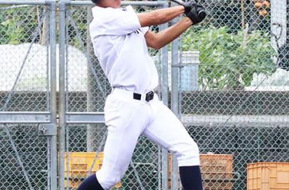 201019高校野球1年大会、三重三塁打