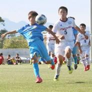201012フジパン杯サッカー山室山プレー