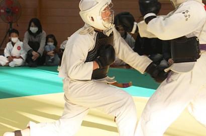201130日本拳法プレー