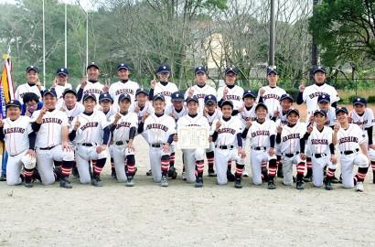 201104軟式野球、嬉野中が全国へ