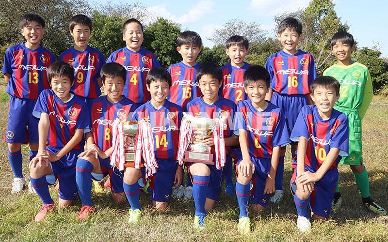 201105少年サッカー-明和集合