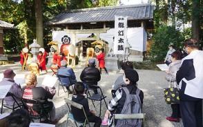 201116中原神社の新嘗祭-若林