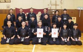 201126剣道で三重高が活躍