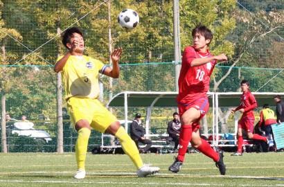 201102高校サッカー三重プレー