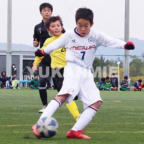 201215少年サッカー-ウインター杯プレー