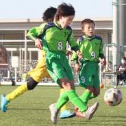 201208サッカー市協会杯プレー