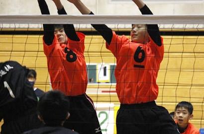 201228みえスポフェス小学生バレー男子