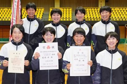 210126東海ソフトテニス‗女子団体優勝