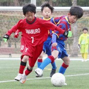 210309小学サッカーの若葉大会プレー