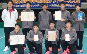 210331ソフトテニス男子三重