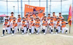 210629少年ソフトリーグ1位松江