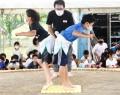210719どんげつ相撲に大声援