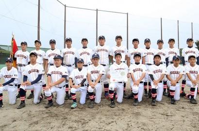 210720中学総体・野球1位嬉野