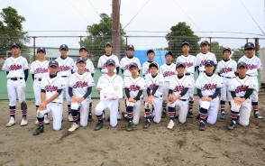 210720中学総体・野球2位久保