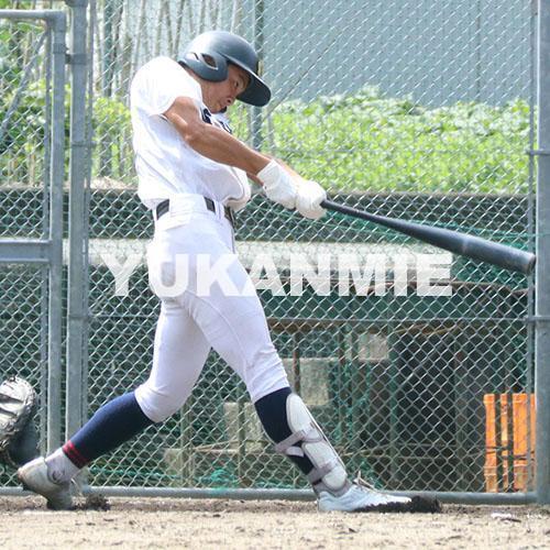210824松阪牟婁予選・松商プレー