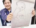 210819三井高利と母の像建てる