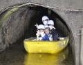 210804立梅用水でボート下り
