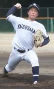 210830野球松阪プレー
